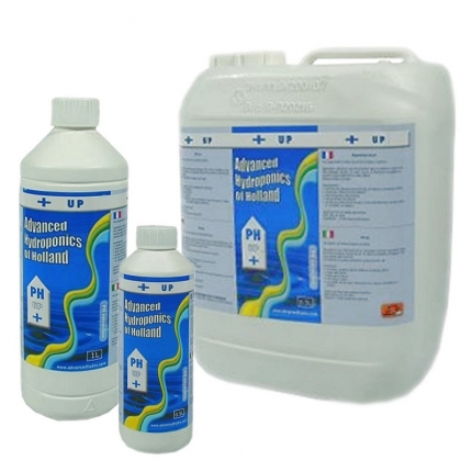 pH plus pro růst i květ 5L  - Advanced Hydroponics of Holland