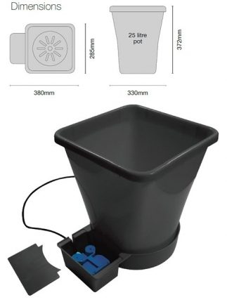 Autopot 1Pot XL Module, extension kit