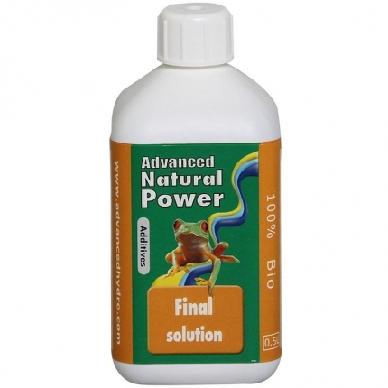 Final Solution 500ml - Advanced Hydroponics of Holland