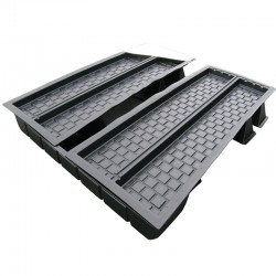 Larger Multi Duct MD803 244cm x 94cm x 6,5cm x 2 (vedle sebe)