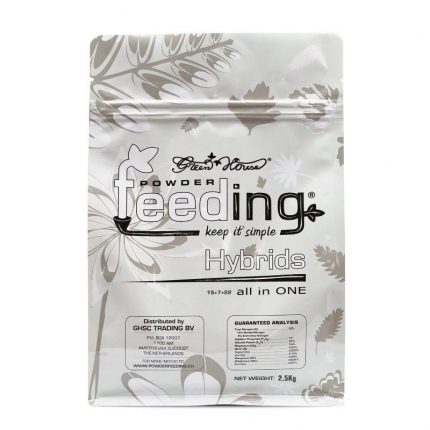 Powder Feeding Hybridy 2,5kg