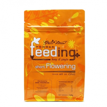 Powder Feeding short Flowering 2,5Kg