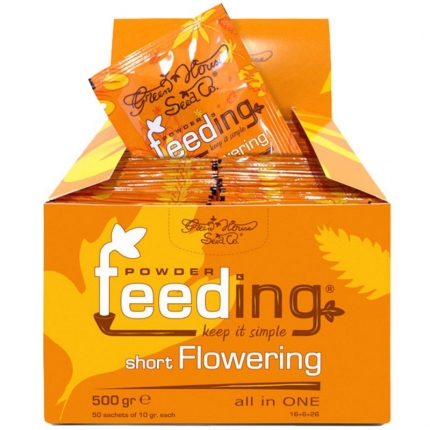 Powder Feeding short Flowering 500g