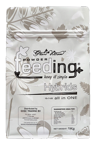 Powder Feeding Hybridy 1kg