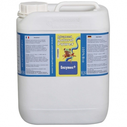 Enzymes+ 5l - Advanced Hydroponics of Holland