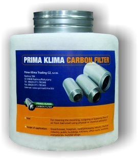 Filter Prima Klima Home line - 160m3/hod, prum.100mm