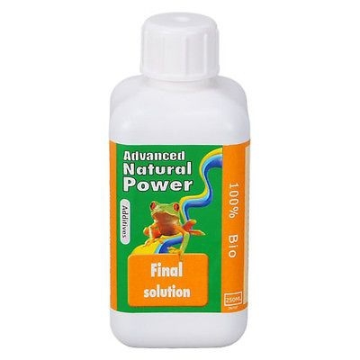 Final Solution 250ml - Advanced Hydroponics of Holland