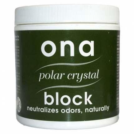 ONA Block 170g - Polar Crystal