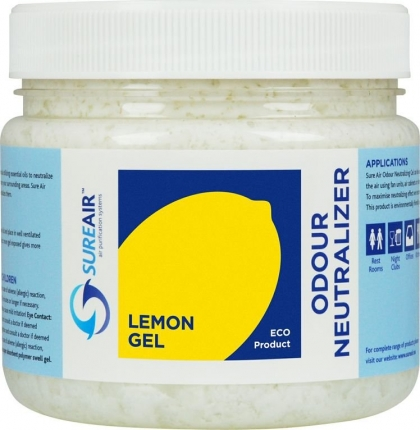 SURE AIR Lemon gel 1l